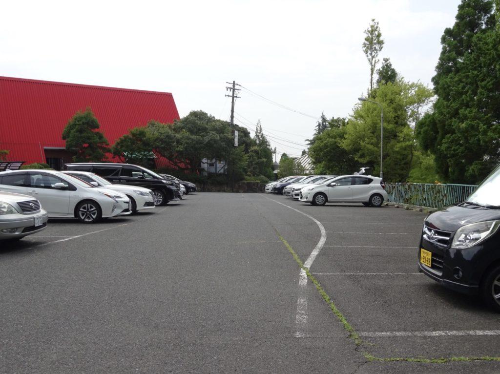 テニスクラブ駐車場テニスクラブ駐車場